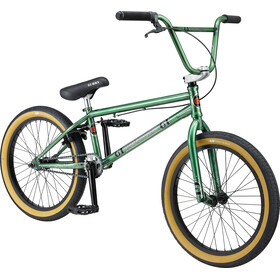 "GT Bicycles Performer 20"", glossy translucent green/black"